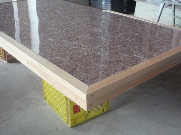 茅(かや)テーブル
