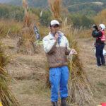 トピックス 群馬 かや刈り体験サポート